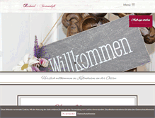 Tablet Preview of kurhotel-steenbock.de